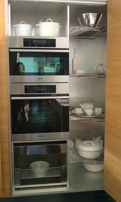 Snaidero - hidden appliances - nice