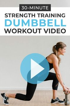 FULL WORKOUT VIDEO: 30-Minute Leg Workout At-Home