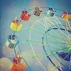 Go to an amusement park and get on a ride you never thought you would! It makes the experience that much more memorable Summer Dream, Pink Summer, Summer Sun, Summer Of Love, Summer Days, Summer Vibes, Gravure Photo, Foto Fun, Fine Art Photo