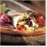 Sandwichs à la viande à fondue, mode mexicaine | Metro Sandwiches, Tacos, Dinner Recipes, Mexican, Ethnic Recipes, Food, Mexican Fashion, Cold Lunches, Lettuce Leaves