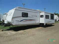 Used 2008 Jayco Jay Feather LGT 31 E Travel Trailer At Campers Inn