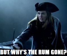 Amy Pond, Pirate queen :)