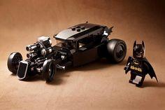 LEGO Bat Rod by Michael Choy | Hypebeast