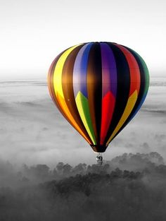 Hot Air Balloon Ride Is A Must Fire Flying Rides