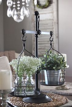 Utah Sweet Savings: DECORATIVE ANTIQUE STYLE SCALE $49.95 shipped (compare at $100.00)