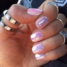 151 Best Transfer Foil Nail Art Nails By Nded Images On Pinterest