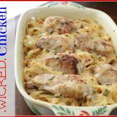 This casserole provides a creamy, spicy and filling meal!