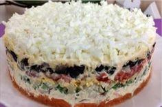 Самый вкусный и сытный салат «Добрый папа»