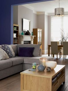 Top Tips for Accessorising Your Living Room. Living and dining room.