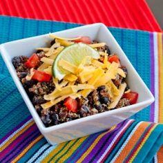 mexican quinoa bowls | healthy, filling and delicious
