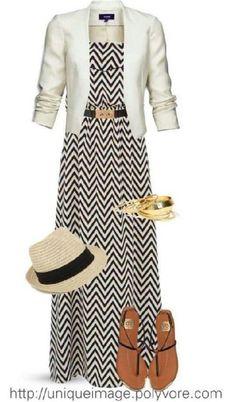 maxi dress by nastenka57