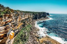 Fairfax lookout Sydney Harbour National Park Manly NSW. by salamaestro