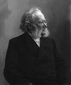 Henrik Ibsen, 1828-1906, (Nor.) dramatist, poet. A Doll's House, Ghosts, The Wild Duck, Hedda Gabler.