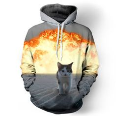 Catsplosion Hoodie READY TO SHIP