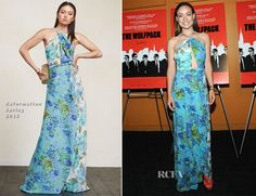 Olivia Wilde In Reformation – 'The Wolfpack' New York Premiere