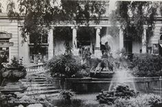Neptune's fountain Cheltenham circa 1900 @BrixandMortimer #Cheltenham *************************************** Brix and Mortimer | Cheltenham Estate Agents | Period Pictures Collection | ☎ 01242 898 746