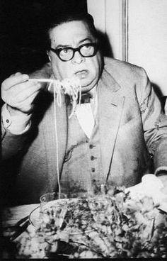 Aldo Fabrizi (Roma, 1º novembre 1905 – Roma, 2 aprile 1990) è stato un attore, regista, sceneggiatore, produttore e poeta italiano. #Expo2015 #Milan #WorldsFair