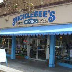 Hicklebee's Children's Books - San Jose, CA