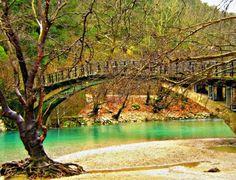 My Epirus bridges.