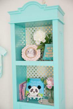 Turquoise nursery sh