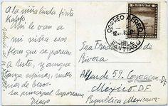 Cartas de amor entre Frida Kahlo y Diego Rivera