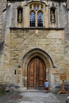 Family Travel Journal: Oxford, UK with a Toddler - St. Edmund Hall