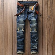 http://fashiongarments.biz/products/famous-brand-distressed-motorcycle-jeans-men-denim-hiphop-joggers-ink-splash-designer-slim-fit-ripped-biker-skinny-jeans-pants/,    Famous Brand Distressed Motorcycle Jeans Men Denim Hiphop Joggers Ink Splash Designer Slim Fit Ripped Biker Skinny Jeans Pants Hello! Welcome to our ...,   , fashion garments store with free shipping worldwide,   US $33.39, US $28.38  #weddingdresses #BridesmaidDresses # MotheroftheBrideDresses # Partydress