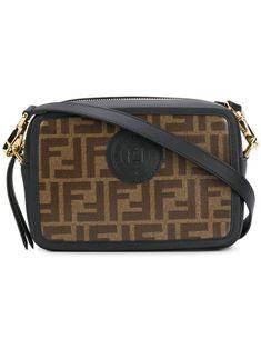 Ff Mini Bag - Black - Fendi Shoulder bags Fendi Purses, Fendi Bags, Lv Bags, Louis Vuitton Handbags, Purses And Handbags, Cheap Handbags, Zapatillas Louis Vuitton, Wholesale Handbags, Color Negra