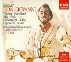 Don Giovanni: The Traditional Account