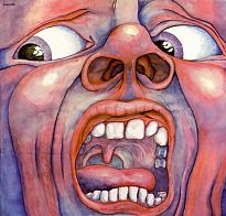 King Crimson: In the Court of the Crimson King Album Cover Parodies. A list of all the groups that have released album covers that look like the King Crimson In the Court of the Crimson King album. Iconic Album Covers, Greatest Album Covers, Rock Album Covers, Classic Album Covers, Music Album Covers, Music Albums, The Who Album Covers, Pink Floyd Album Covers, Box Covers