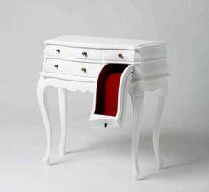 Speelse en eigenzinnige meubels « EYEspired