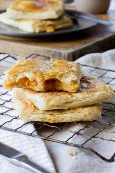 Freezer Recipe: Grown-Up Prosciutto & Cheddar Hot Pockets | Kitchn