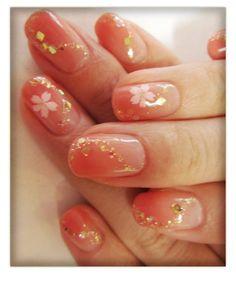 Japanese style nail