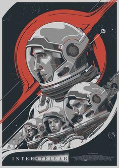 Interstellar by Amien Juugo