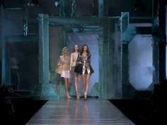 Christian Dior Spring/Summer 2010 Full Show Film Noir (Lauren Bacall) inspired