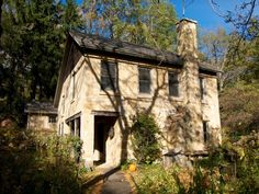 7. The Statz House (Middleton). This home was built in 1856 by an immigrant stonecutter.