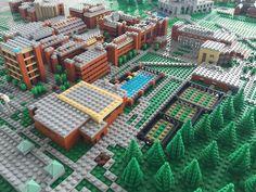 University of Maryland Baltimore County (UMBC) Lego Campus