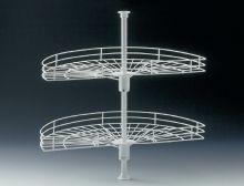 karusel 1/2 kruh Standard, 750mm
