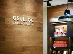 OSULLOC TEA SHOP in Gwangju Interiror