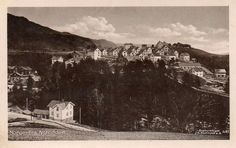 Notodden tidlig 1900-tall. Küenholdt