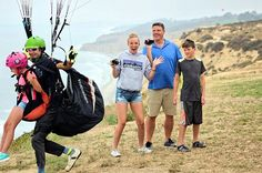 Ultimate photo bomb! We're having fun here, you should too. Come fly with us!  #torreypinesgliderport #paragliding #lajolla #sandiego #photobomb #flytpg #tandemparagliding #paraglidingschool #paraglidinginstruction #funinthesun #blacksbeach #sandiegoliving #allthingssd @ryanmillerphotos #californialife #lajollalocals #sandiegoconnection #sdlocals - posted by Torrey Pines Gliderport  https://www.instagram.com/flytpg. See more post on La Jolla at http://LaJollaLocals.com