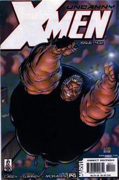 Uncanny X-Men # 402 by Ron Garney & Mark Morales