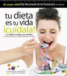 28 de mayo. Dia Nacional de la Nutricion