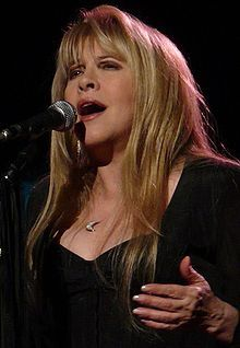 "Stephanie Lynn ""Stevie"" Nicks - born May 26, 1948."