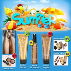 Are you ready for summer?  Get your Beachfront Tan from Younique!