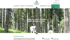 Web Design, Austria, Paper, Things To Do, Nature, Design Web, Website Designs, Site Design