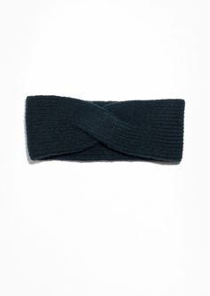 & Other Stories | Wool Cable Knit Headband