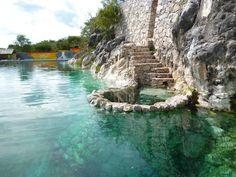 Resultado de imagen para piedra de agua tamazulapan