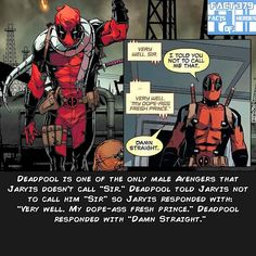This needs to be in the next Deadpool movie, they owe us for that wolverine horse tranc.