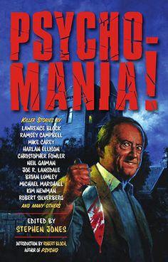 Psycho-Mania (ed. Stephen Jones, 2013)